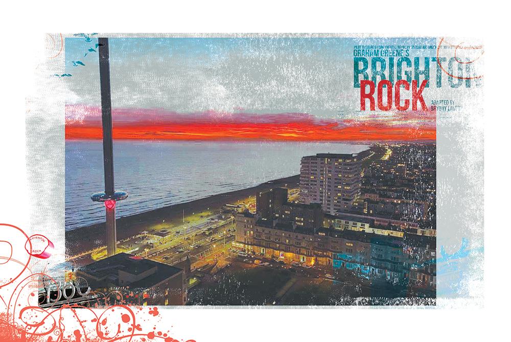 Brighton BA i360 beach