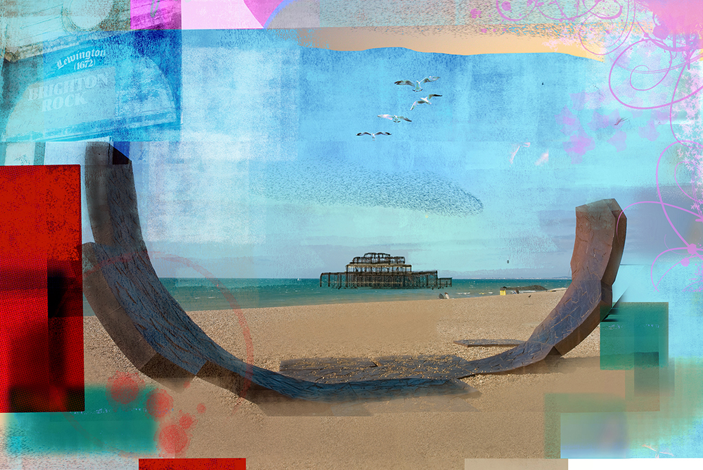 Passacaglia and West Pier Brighton Murmuration